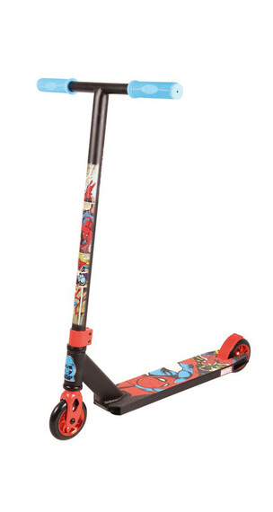 MADD GEAR Extreme Marvel - Trottinette Enfant - Spider Man rouge/Multicolore
